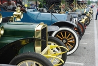 Oldest and newest:  1905 Northern and 1914 Studebaker