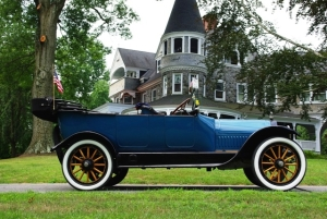 Manny and Sandy Rein's 1914 Studebaker 7 Passenger Touring